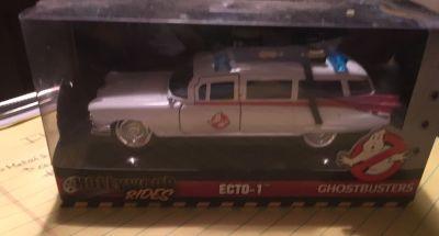 Ghostbusters Die Cast Car