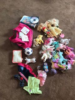 LOT OF TOYS! ALL FOR 1 PRICE! DONATING SOON AS I DONT HAVE ROOM TO STORE ***