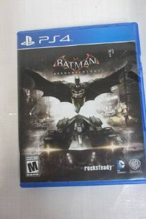 PS4 game Batman: Arkham Knight - PlayStation 4 - video gaming - by owner - electronics media sale