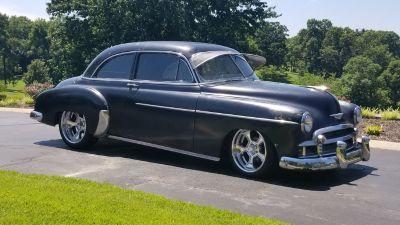 1950 Chevy 2 door deluxe , Hot Rod , slammed trades