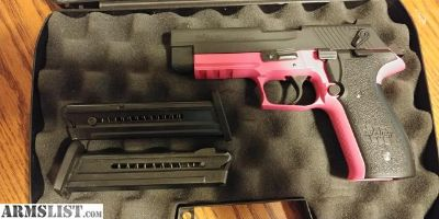 For Sale/Trade: Pink Sig Sauer Misquito