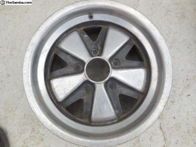 Porsche 911 / 912 FUCHS wheel (Reproduction) (1) F