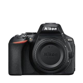 Nikon D5600 24.2 MP Digital SLR Camera (Body Only)