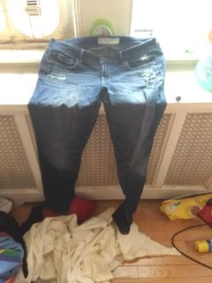 Abercrombie and Fitch jeans sz 32 l 33