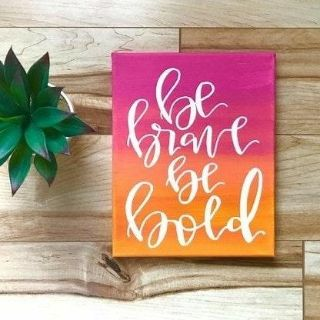 Colorful Canvases