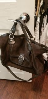 Coach purses as well as other name brands