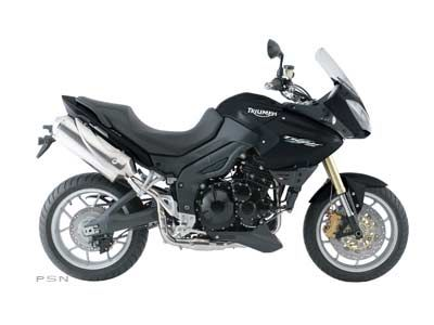 2008 Triumph Tiger 1050 Dual Purpose Motorcycles Greenville, SC