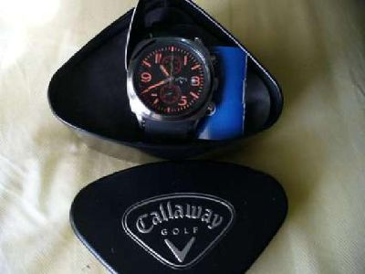 Callaway Golf Watch