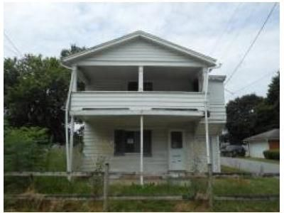 3 Bed 1.5 Bath Foreclosure Property in Claysburg, PA 16625 - Bedford St