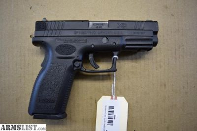 For Sale: Springfield XD-40 Service w/ 2 Magazines & Box $399.00