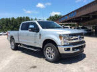 2019 Ford F-250 Silver