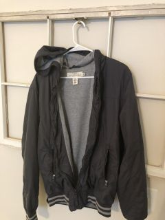 H&M Large Teenagers Light Weight Hooded Jacket