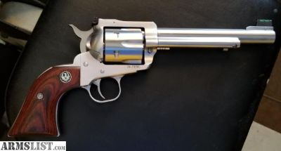For Sale: LNIB Ruger Blackhawk 10mm/.40 S&W stainless