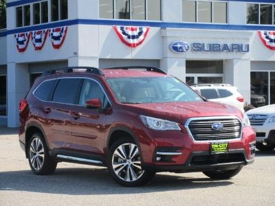 2019 Subaru Ascent (Crimson Red Pearl)