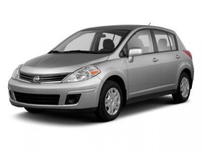 2011 Nissan Versa 1.8 SL (Red Alert)