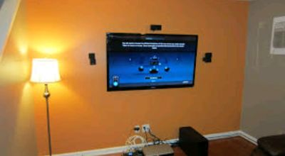 """2 Vizio 40"""" LED SMART HDTV'S with Remotes and wall mounts"""