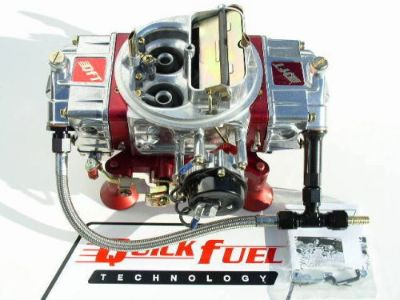 Sell NEW QUICK FUEL SS-850 CFM GAS MECH CARB, FREE #6 FUEL LINE KIT LOOK IN STOCK motorcycle in Lakeville, Minnesota, United States, for US $591.99