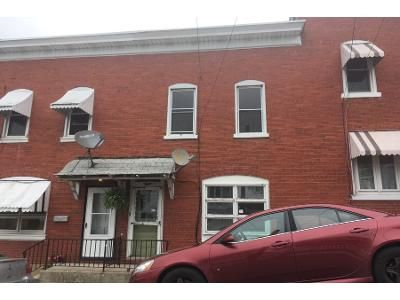 2 Bed 1 Bath Preforeclosure Property in Pottsville, PA 17901 - Mary St
