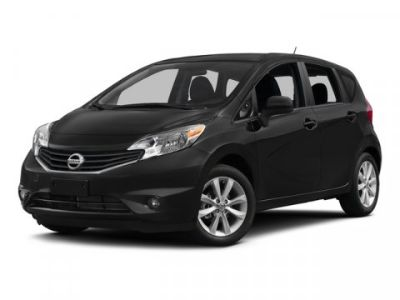 2015 Nissan Versa Note S (Red Brick Metallic)