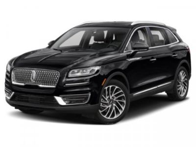 2019 Lincoln Nautilus Select (White Platinum Metallic Tri-Coat)