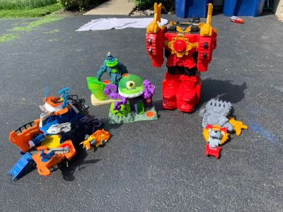 Imaginext collection
