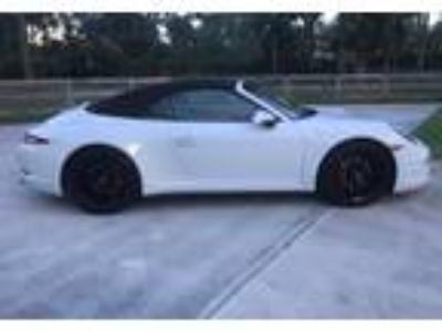 2014 Porsche 911 Convertible in West Palm Beach, FL