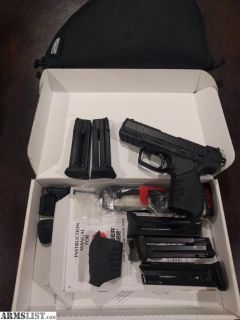 For Sale: Ruger SR22 + extra mags