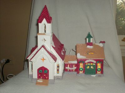 Dept. 56 - Good Shepherd Chapel & Church