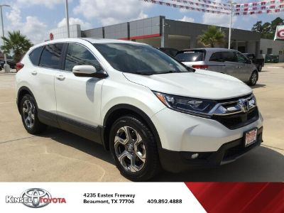 2017 Honda CR-V EX (White)