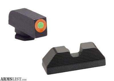 For Sale: Glock 42/43 Tritium sights