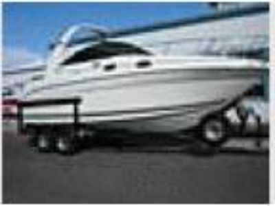 2003 Sea Ray Sport Cruisers 260 Sundancer
