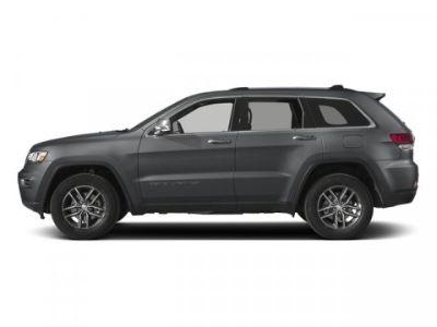 2017 Jeep Grand Cherokee Limited (Granite Crystal Metallic Clearcoat)