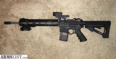 For Sale/Trade: Factory 3 Gun AR 15