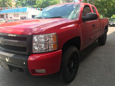 2008 Chevrolet Silverado 1500 Work Truck (Victory Red)