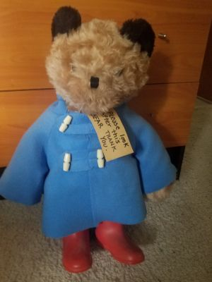 Paddington Bear 1977