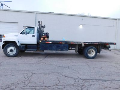 1992 GMC Top Kick 7000 Flat Bed Passenger Vehicles Loveland, CO