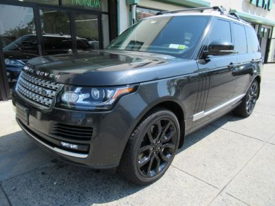 2014 Land Rover Range Rover Supercharged (Black)