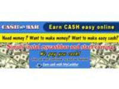 A Simple Marketing System Simply install Mycashbar on your PC and start e