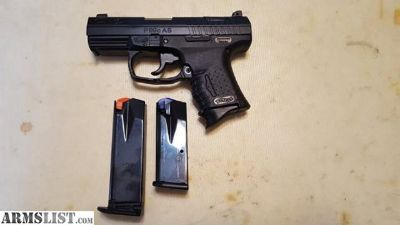 For Sale/Trade: Walther p99c AS 40.