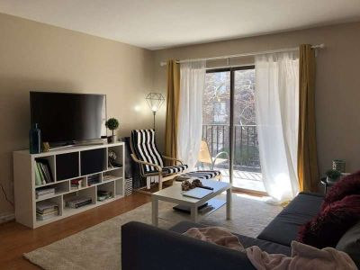 $900 Room for rent in a fully furnished apartment near Village Center. (Olney, M