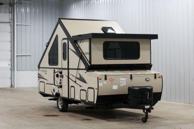 New 2019 Rockwood A213 hard side folding  pop up camper