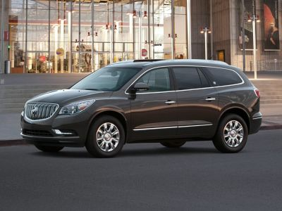 2014 Buick Enclave Leather (Champagne Silver Metallic)