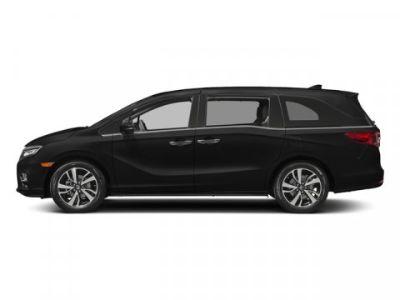 2018 Honda Odyssey Elite (Crystal Black Pearl)