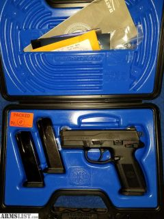 For Sale: LNIB: FNH FNX 40