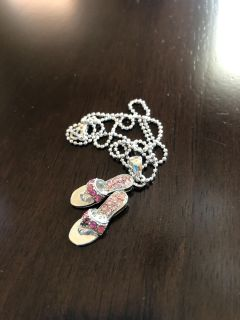 Girl s necklace-NEW