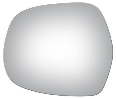 Buy For 2003-2009 TOYOTA 4RUNNER DRIVER SIDE DROP FIT FLAT REPLACEMENT MIRROR GLASS motorcycle in Mundelein, Illinois, United States