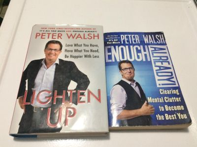 Peter Walsh Books