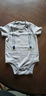 Adorable 3-6month top
