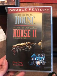 House and house 2 dvd