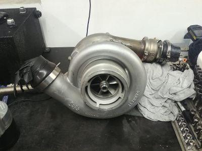 Garett 94 mm turbo